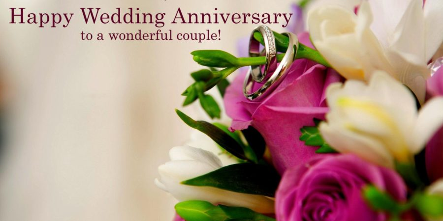 Great Wedding Anniversary Gift Ideas for Every Year